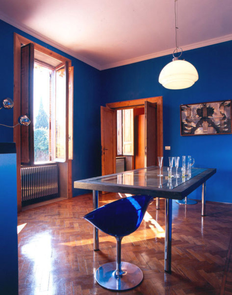 San Giovanni house Roma 2012 Case moderne di EMC | Architects Workshop Moderno