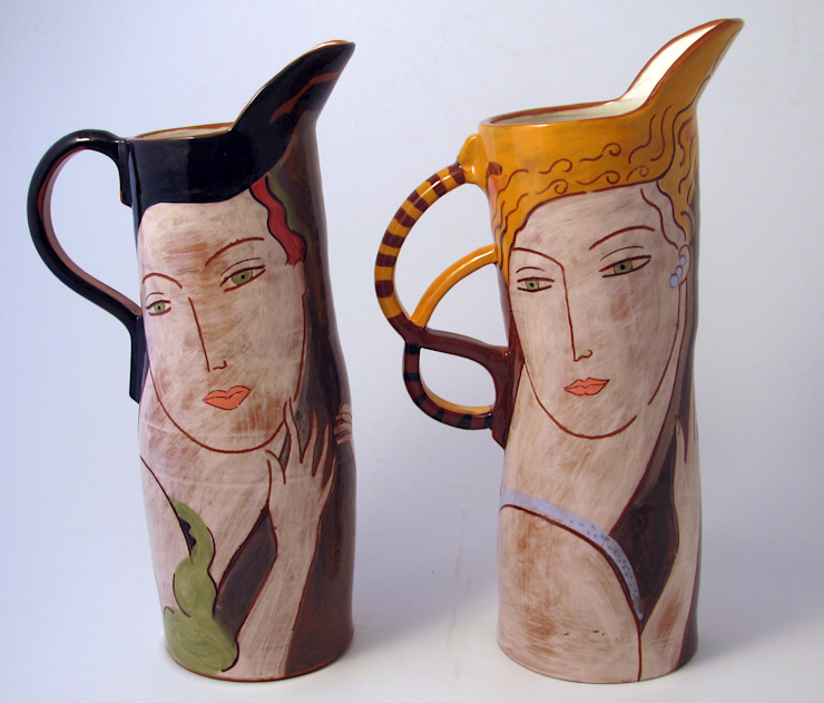 Face Jugs. Michael Kay; Ceramic Artist 藝術品其他藝術物件