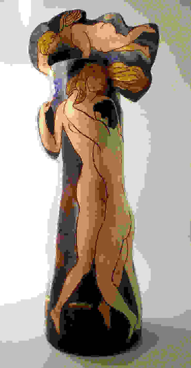 Eros: modern  by Michael Kay; Ceramic Artist, Modern