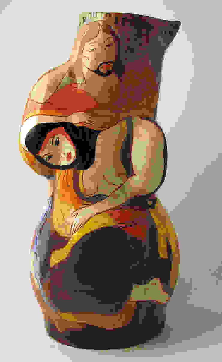 Song of Solomon,: modern  by Michael Kay; Ceramic Artist, Modern