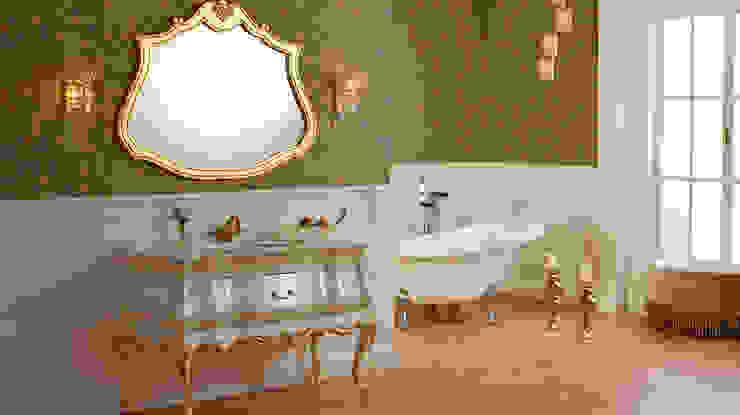 Baños de estilo clásico de Asortie Mobilya Dekorasyon Aş. Clásico