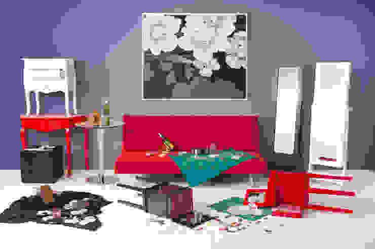 Salas de estar modernas por Actúa Decor Moderno