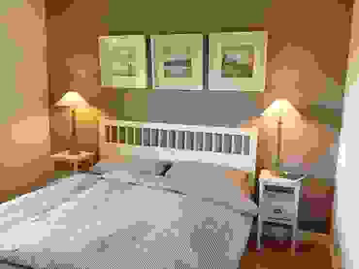 Schlafzimmer Skandinavische Schlafzimmer von Sylt Zuhause Skandinavisch