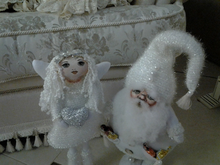 куклы Детская комнатa в классическом стиле от Абрикос Классический