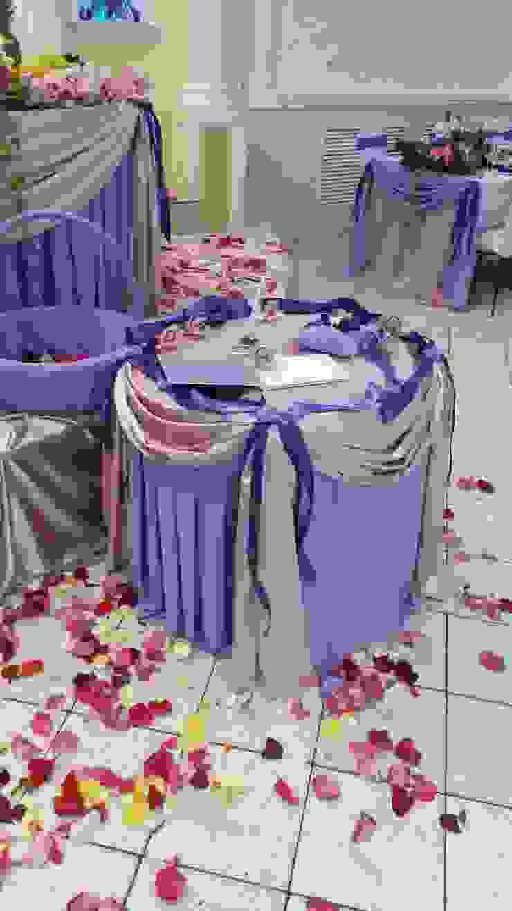 первая проба в оформлении свадьбы от Абрикос Классический