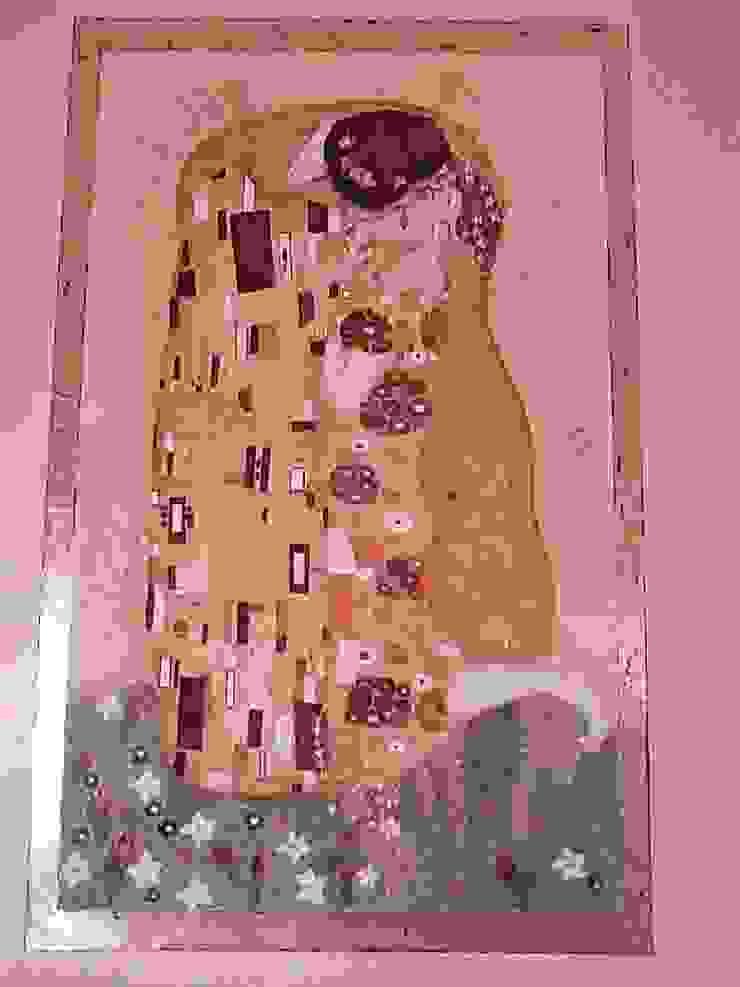 климт Спальня в классическом стиле от Абрикос Классический