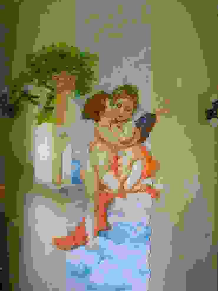 ангелы Спальня в классическом стиле от Абрикос Классический