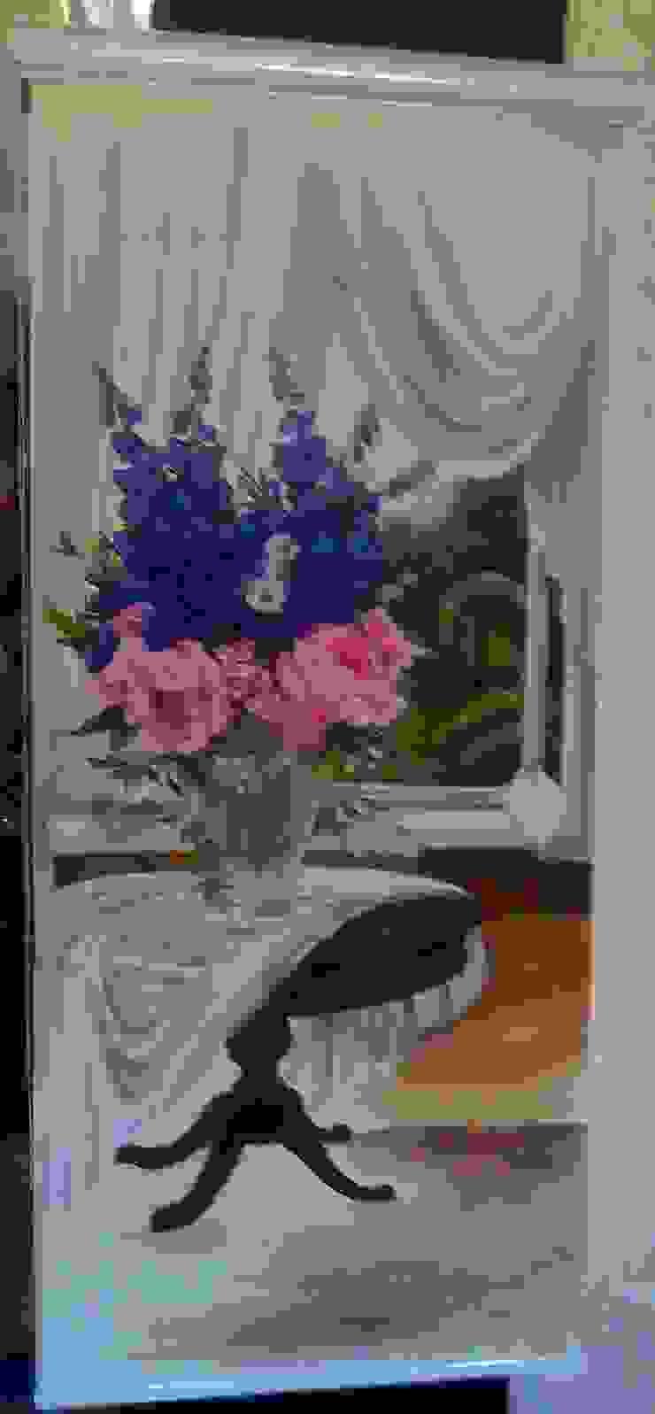 шторка на окно Кухня в классическом стиле от Абрикос Классический
