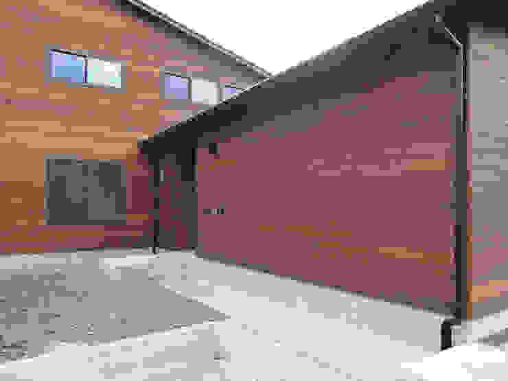 アプローチ ミニマルな 家 の 田所裕樹建築設計事務所 ミニマル