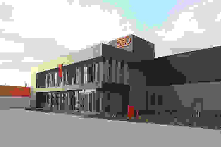 OBO BETTERMAN OFİS VE FABRİKA BİNASI Akyurek Elmas Mimarlık Modern