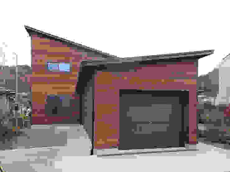 外観1 ミニマルな 家 の 田所裕樹建築設計事務所 ミニマル
