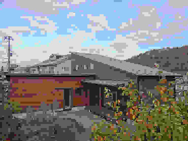 外観3 ミニマルな 家 の 田所裕樹建築設計事務所 ミニマル