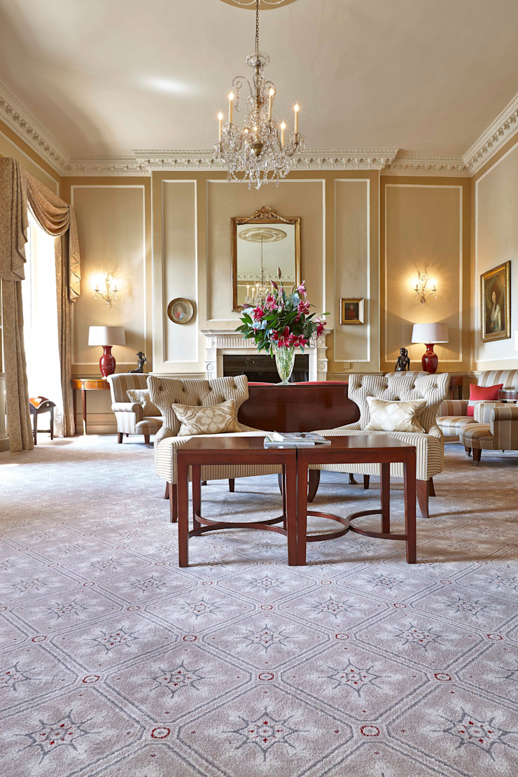Royal Crescent Hotel, Bath, Wiltshire, England, UK de Adam Coupe Photography Limited Clásico