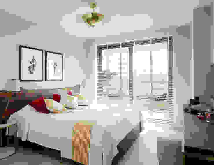 OLABELLA // RESIDENTIAL PROJECT Modern Yatak Odası Escapefromsofa Modern