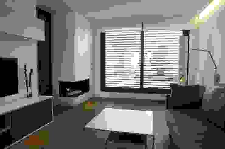 Living room Moderne Wohnzimmer von FG ARQUITECTES Modern