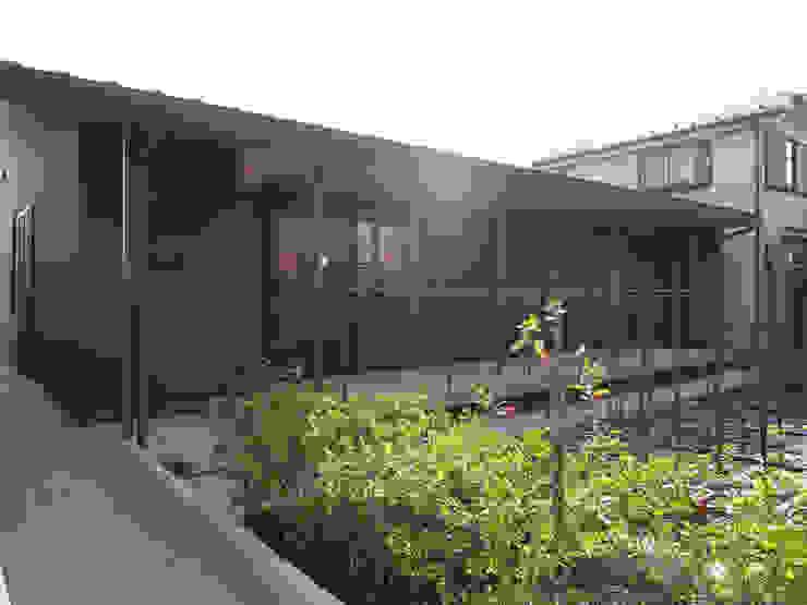 外観 ミニマルな 家 の 田所裕樹建築設計事務所 ミニマル