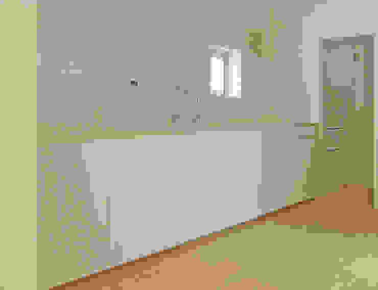 キッチンカウンター ミニマルデザインの キッチン の 田所裕樹建築設計事務所 ミニマル
