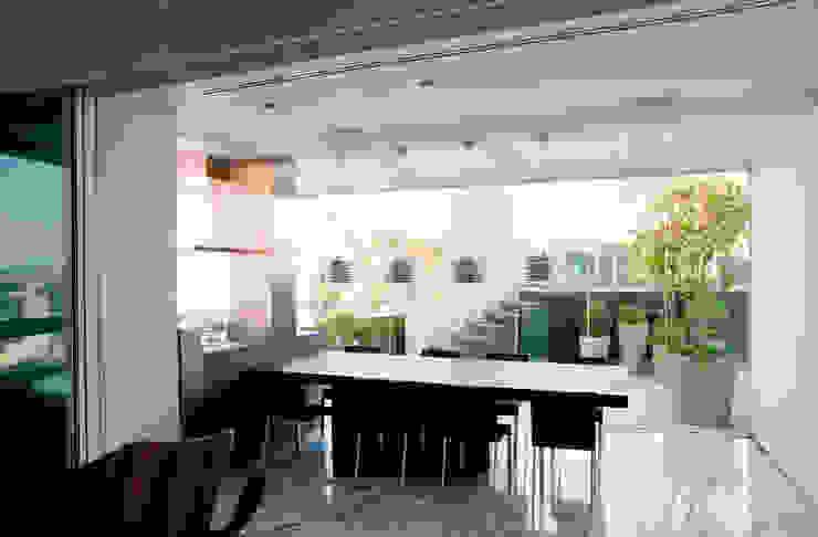 Duplex Cidade Jardim - São Paulo Cozinhas clássicas por Brunete Fraccaroli Arquitetura e Interiores Clássico