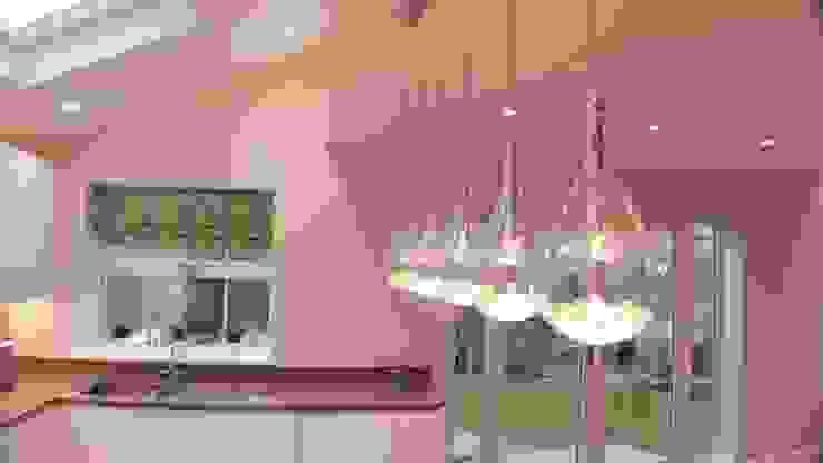 Aylesbury Kitchen Design Whitehouse Interiors Cocinas de estilo moderno