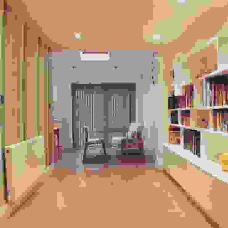 From moodboard to installation Whitehouse Interiors Salas de estilo moderno