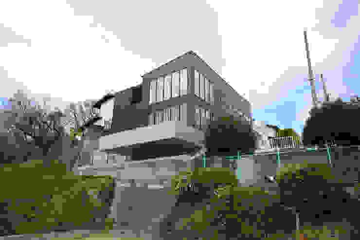 S邸ガレージハウス モダンな 家 の 一級建築士事務所・スタジオインデックス モダン