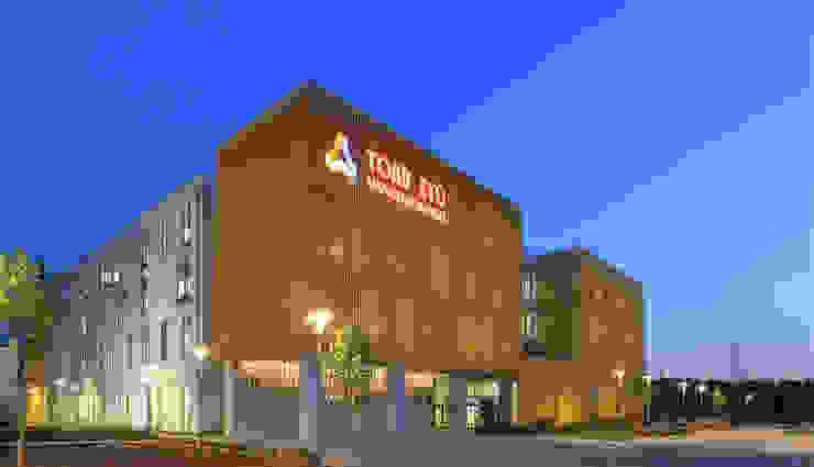 TOBB ETÜ Teknoloji Merkezi Binası Dış Görünüm Modern Okullar A Tasarım Mimarlık Modern