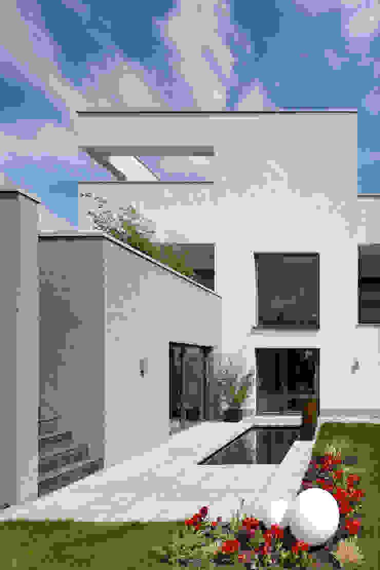 Mehrfamilienhaus_H von Fachwerk4 | Architekten BDA Modern