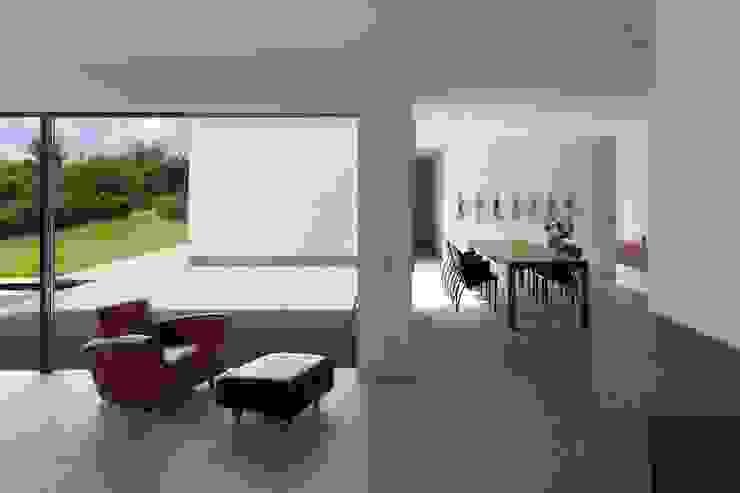 Haus_W Moderne Esszimmer von Fachwerk4 | Architekten BDA Modern