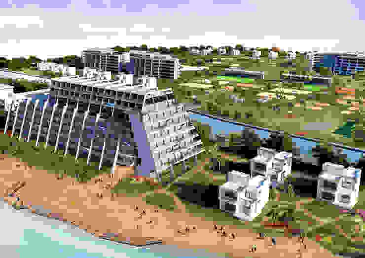 Ayyıldız Ada Projesi Metin Hepgüler Tropikal