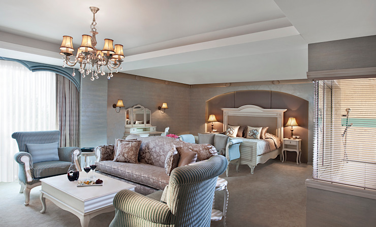 Bursa Divan Otel Modern Oteller Metin Hepgüler Modern