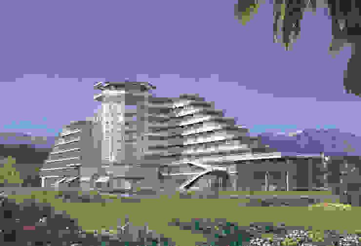 Hotel Royal Bebek Modern Oteller Metin Hepgüler Modern