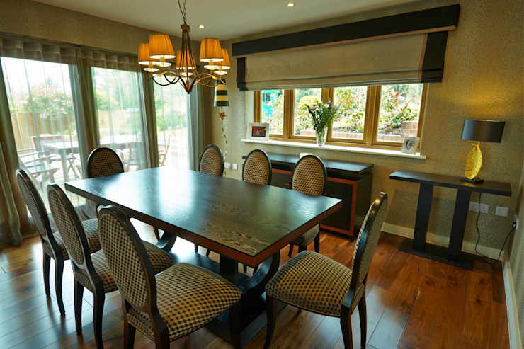 House Redesign in Kent UK Sara Anton Interiors Dining roomTables
