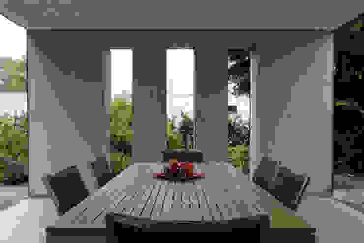 overdekt terras van 3d Visie architecten