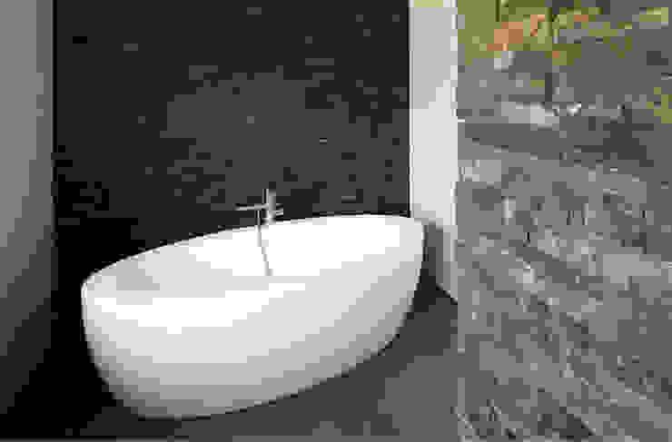 woonhuis S Neerharen Moderne badkamers van 3d Visie architecten Modern