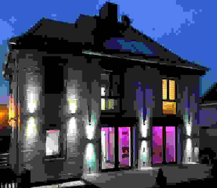 Beleuchtung nachts von Architekturbüro Ebert