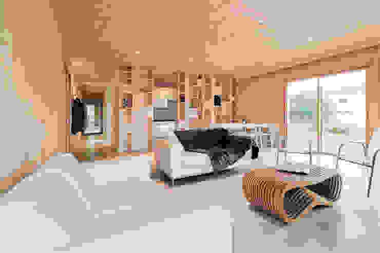 séjour logement 1 TICA Salon moderne