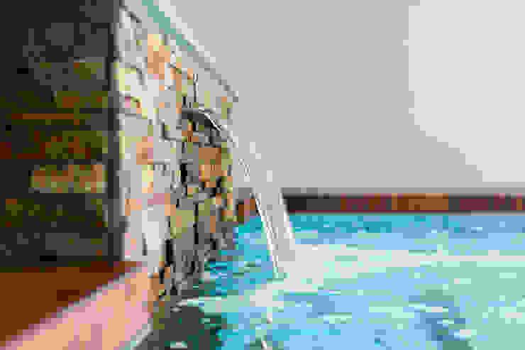 Waterstijl Wellness te Renesse van Waterstijl Luxe Zwembaden Rustiek & Brocante