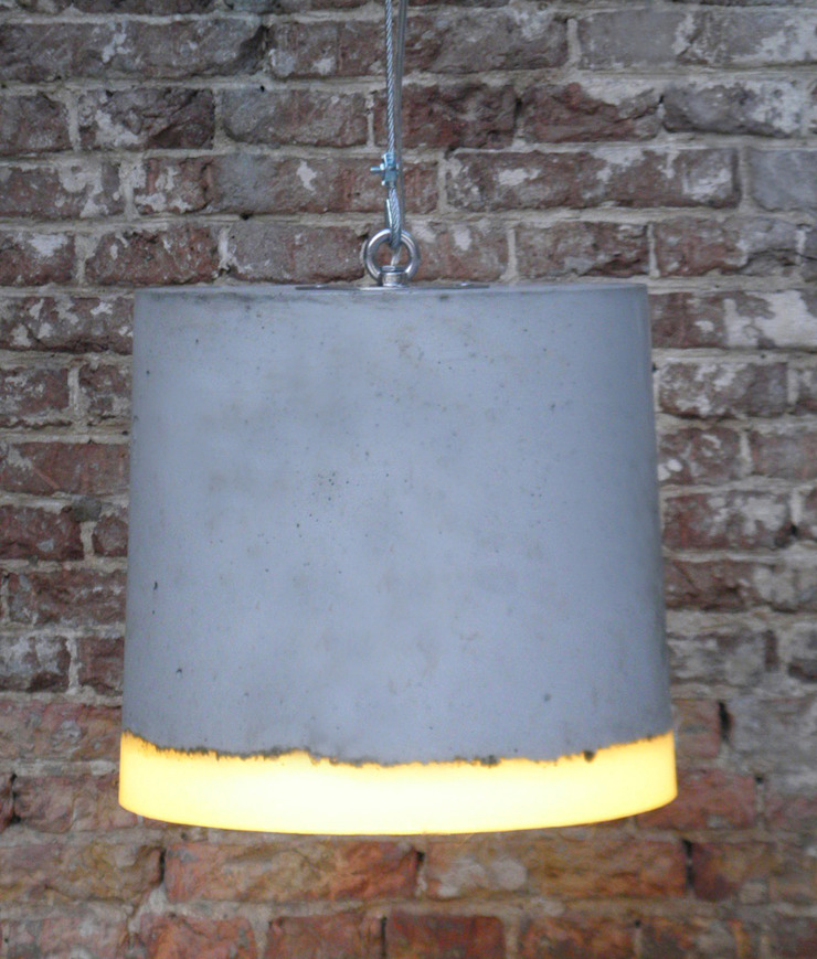 CONCRETE xl van RENATE VOS product & interior design Industrieel