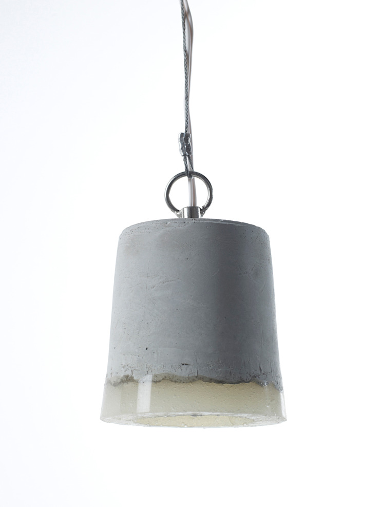 CONCRETE small van RENATE VOS product & interior design Industrieel
