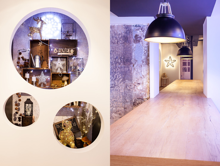 Studio Blachère à Paris 3ème Hôtels modernes par Agence MOHA Moderne