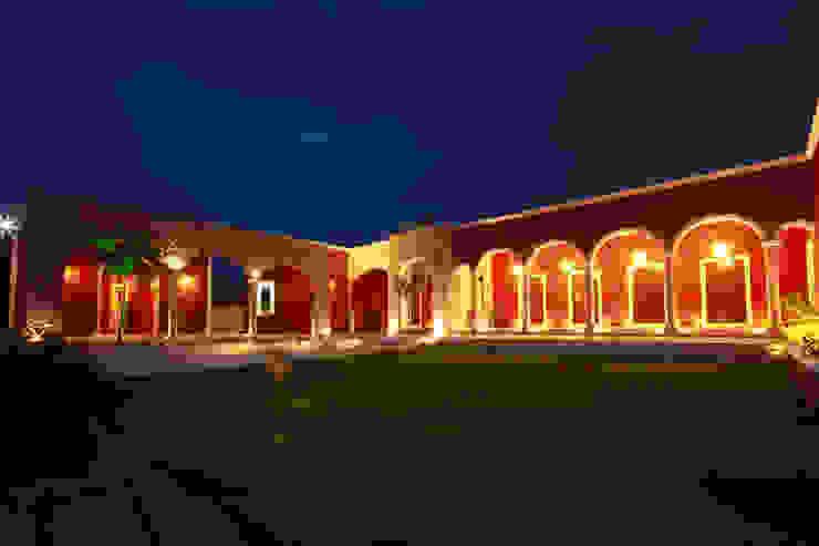 حديقة تنفيذ Arturo Campos Arquitectos,