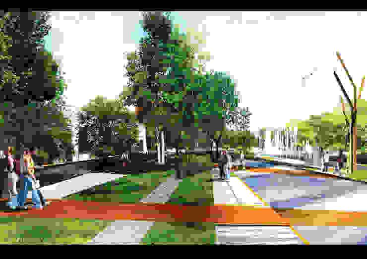 Paseo Montejo de Arturo Campos Arquitectos