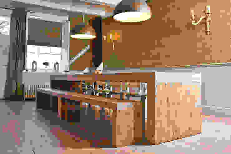 Table Heelgroot private residence van VanJoost Industrieel