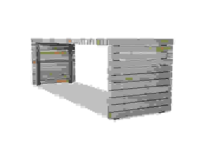 Table Balken van VanJoost Minimalistisch