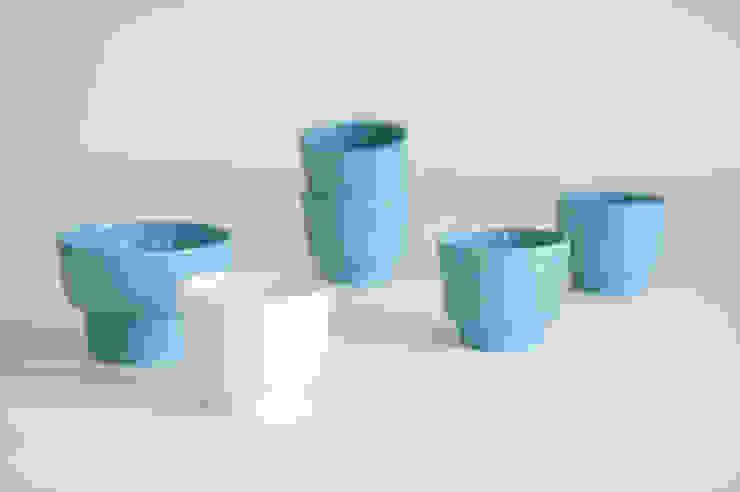 Cups van Ontwerpstudio Inge Simonis Minimalistisch
