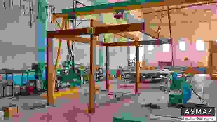 Pergolata İmalat ASMAZ Timber Structures Akdeniz