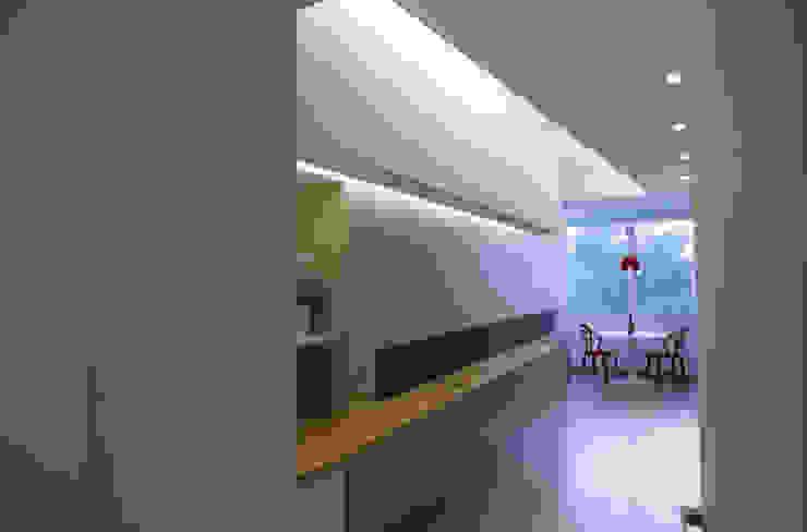 Casa T2A Cucina moderna di EStudio Architettura Moderno