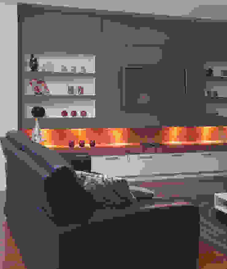 Karrinyup 2 Living Room Modern living room by Natasha Fowler Design Solutions Modern
