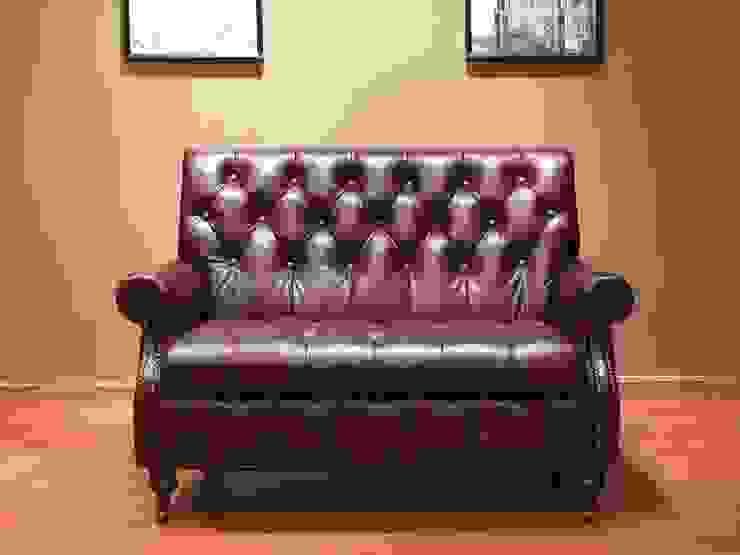 Rocherster Sofa: minimalist  by Locus Habitat,Minimalist