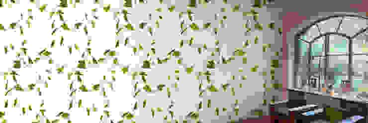 Muurbloem Design Studio_Collection Flowers + Leaves_Bindweed: modern  door Muurbloem Design Studio, Modern